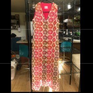 Vintage Bill Atkinson - Missoni floral vest dress